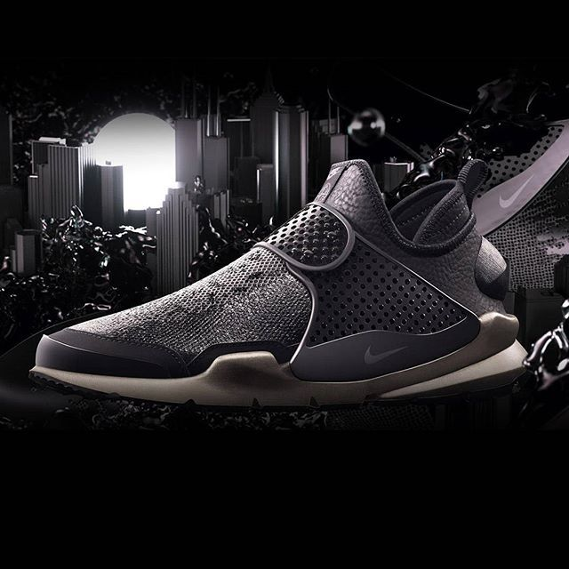 The @stoneisland_official x Nike Sock Dart is in a league of its own. #