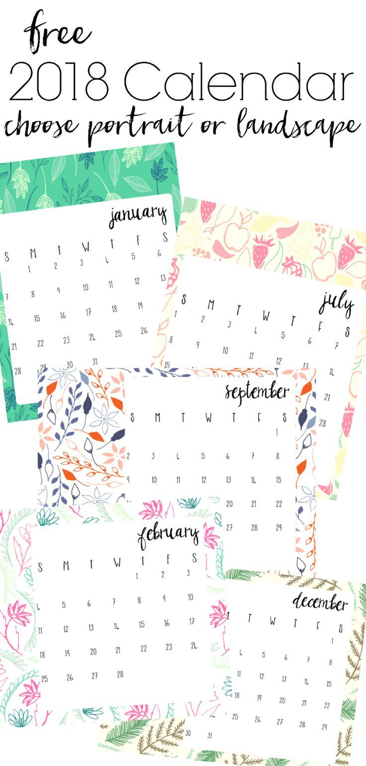 Best 25+ Printable calendars ideas on Pinterest | 2017 ...
