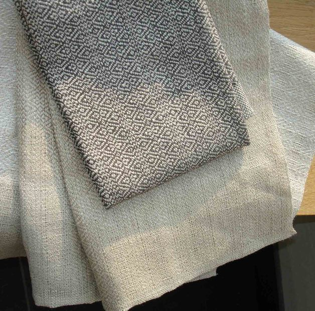 Towels – Towel Pure Linen Handwoven Natural – a unique product by t …  #Schusse # Wefts