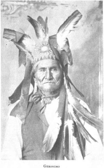 Geronimo - Chiricahua Apache - no date.