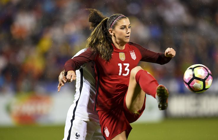 GALLERY: WNT Drops Last Match of 2017 SheBelieves Cup to France - U.S. Soccer