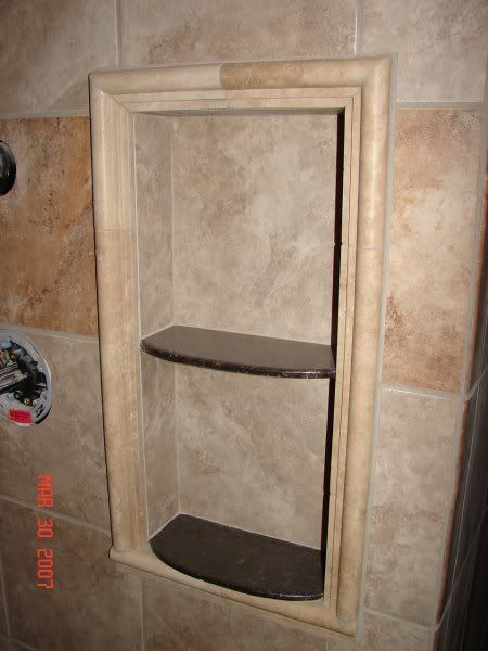 Walk In Showers Without Doors Shower Without Any Door Bathrooms Forum G