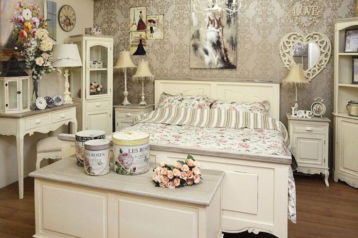Les 25 meilleures id es concernant chambres shabby chic for Chambre a coucher 93
