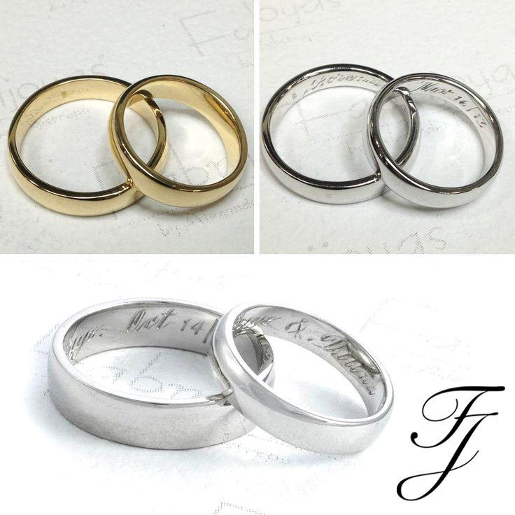 Nuestro consejo básico cuando vas a escoger tus argollas de matrimonio, es seleccionar el metal (plata, oro o platino) y el color de estas (dorado, blanco, rosado, negro). Cada metal tiene sus propios pros y contras relativos que debes considerar. #ArgollasDeMatrimonioCali #ArgollasDeMatrimonioColombia #WeddingBandsColombia