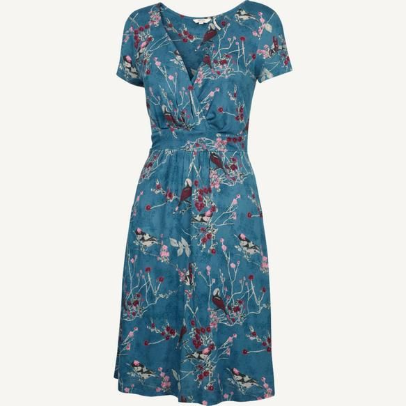 Our bestselling Camille dress in a brand new print for autumn... We're a little in love! #aw15 #designedforeveryday