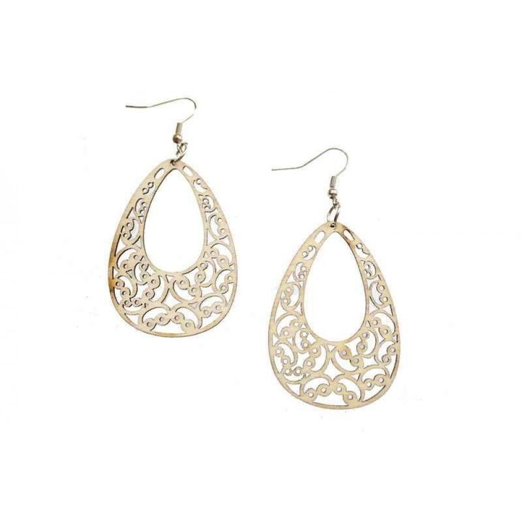 Ivy Ear Rings E3073
