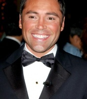 "Oscar De La Hoya is a Mexican-American boxing champion whose good looks and charisma made him one of the few non-heavyweights to become a pop culture celebrity.  After years as a successful amateur in East Los Angeles, De La Hoya was the 1989 Gold Gloves national champion.  He won a gold medal for the U.S. at the 1992 Olympics in Barcelona, Spain.  During his career, ""The Golden Boy"" won titles in six different weight divisions and was a top money-maker for professional boxing, thanks in…"