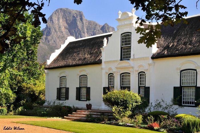 Boschendal vineyard, Stellenbosch