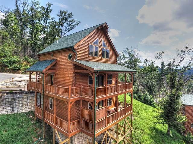 Big Sky Cabin Rentals In Tennessee Smoky Mountain Cabin Rentals Gatlinburg Cabins