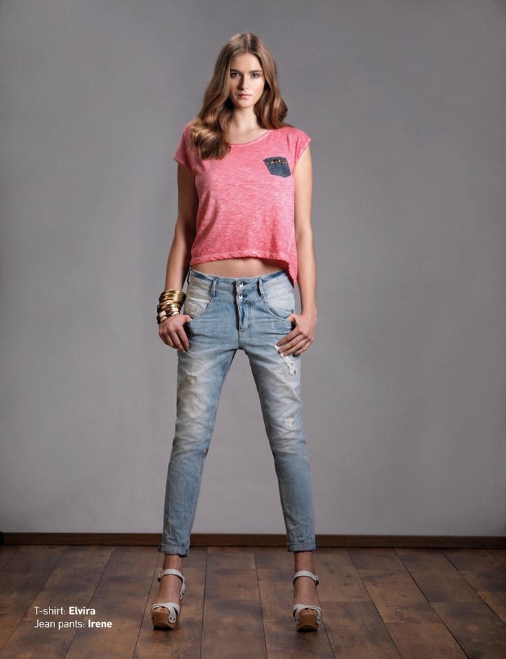 T-Shirt Elvira Jean Pants Irene Discover Womenu2019s Collection http//www.staff-jeans.com/staff ...