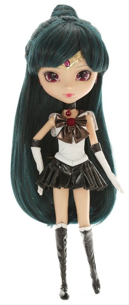 New Pullip Sailor Moon Sailor Pluto P-155 anime Figure Doll Groove from Japan in Collectibles, Animation Art & Characters, Japanese, Anime | eBay