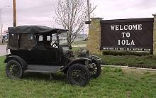 Iola, Kansas - Model T Haven - Your source for parts and pieces of the car that made history.