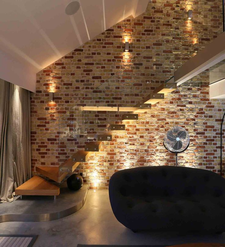 Staircase lighting design by john cullen lighting