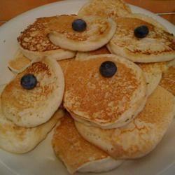 Veganistische pannenkoeken @ allrecipes.nl