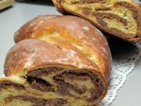 Rezept Nuss-Stollen von kajebandits - Rezept der Kategorie Backen süß