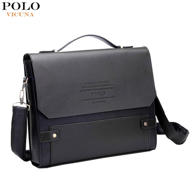 VICUNA POLO Rivet Leather Messenger Bags men Already Set Bag Business Men Briefcase Bag Hard Brand Leather Briefcase #LuxuryLeatherShop #bracelets #jewelry #pendants #weddingjewelry #rings #jewellery #weddingbands #chain #jewelrysets #earrings #bridal