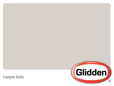 Canyon Echo Paint Color Glidden Paint Colors