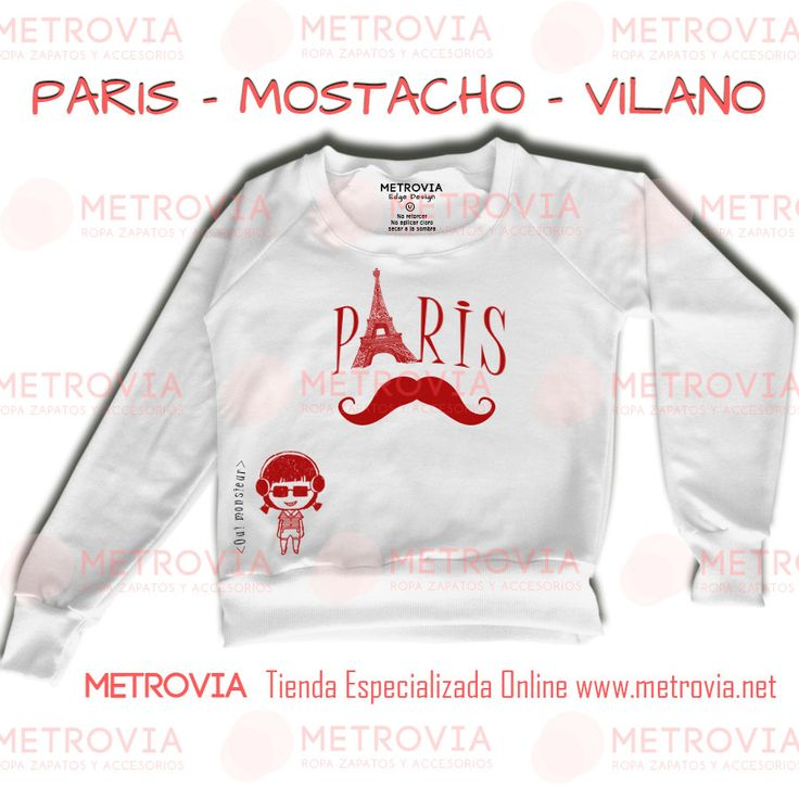 Paris Mostacho Vilano