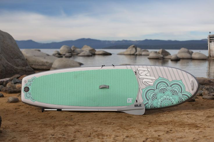 ISLE 10'4 Womens Inflatable Paddle Board