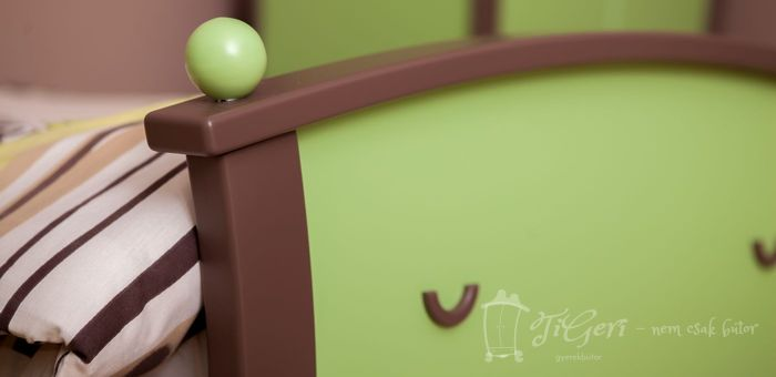 TiGeRi Kids Furniture - Kids Bed... sleep tight...