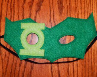 Avengers Hulk feltro Costume Maschera da di OurCozyCreations