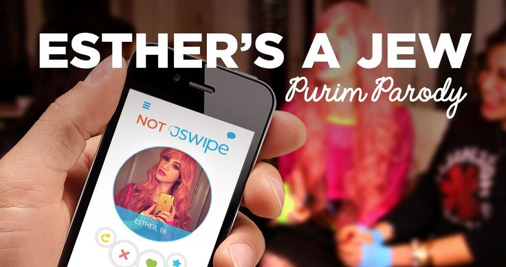 """Check out """"ESTHER'S A JEW,"""" a Purim Song featuring JSWIPE! Parodying the Top 10 Pop Hit, """"Ex's and Oh's""""! by Elle King Produced by Erez Cohen and MJE. Leave ..."""