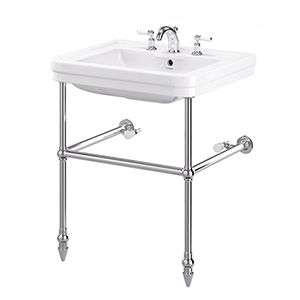 Hand-washbasin for guest loo