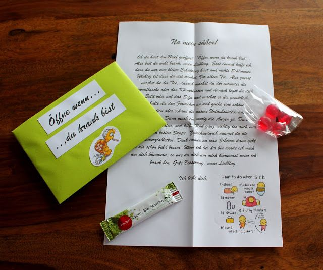 DIYCarinchen: DIY Öffne wenn... Briefumschläge