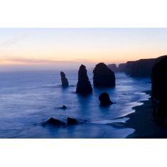 Australien, die 12 Apostel bei sunset, Port Campbell National Park, great ocean road, australien, Fototapete Merian, traumhafte Motive ab 34,95€, Fotograf: P. Koschel