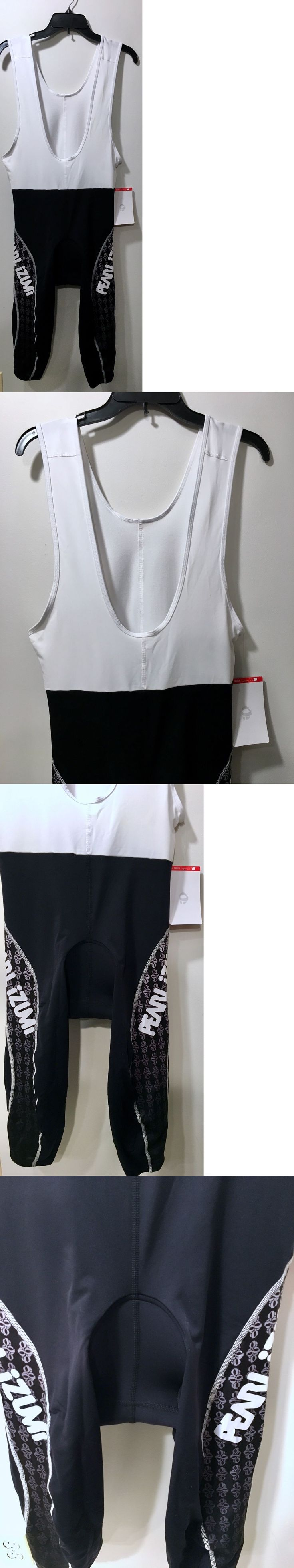 Shorts 177853: Pearl Izumi Mens Pro Custom Cycling Bib Knicker Thermal 3/4 Tight Black 2Xl Nwt -> BUY IT NOW ONLY: $69.95 on eBay!
