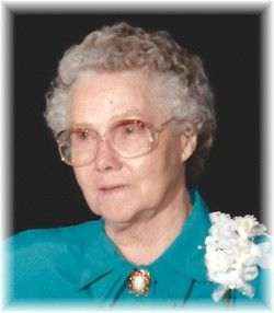 In Memory of Eubia Rose Bahl -- Welge-Pechacek-McClure Funeral Homes, Chester, IL