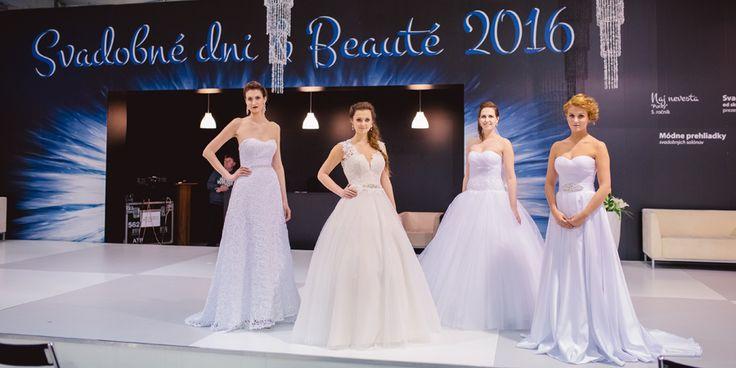 Svadobné dni a Beauté - svadobná výstava v Nitre v Agrokomplexe