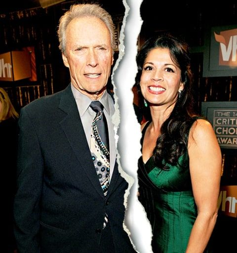 Clint Eastwood, Wife Dina Separate After 17 Years of Marriage - Us ...