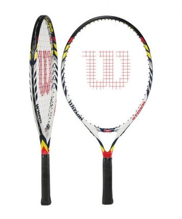 RAQUETA WILSON STEAM 23