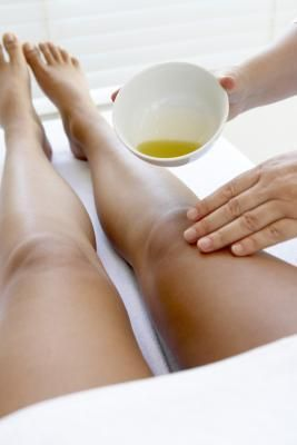 Cellulite, Castor Oil & Lymph Flow. Castor oil has been used as a laxative, pain reliever & to prevent virus, bacteria, yeast & mold growth. When castor oil is absorbed through the skin....the flow of lymph circulation increases, helping cells and tissue receive the nutrients & oxygen they need, removing the blockage & allowing lymph to freely flow again... Read more: http://www.livestrong.com