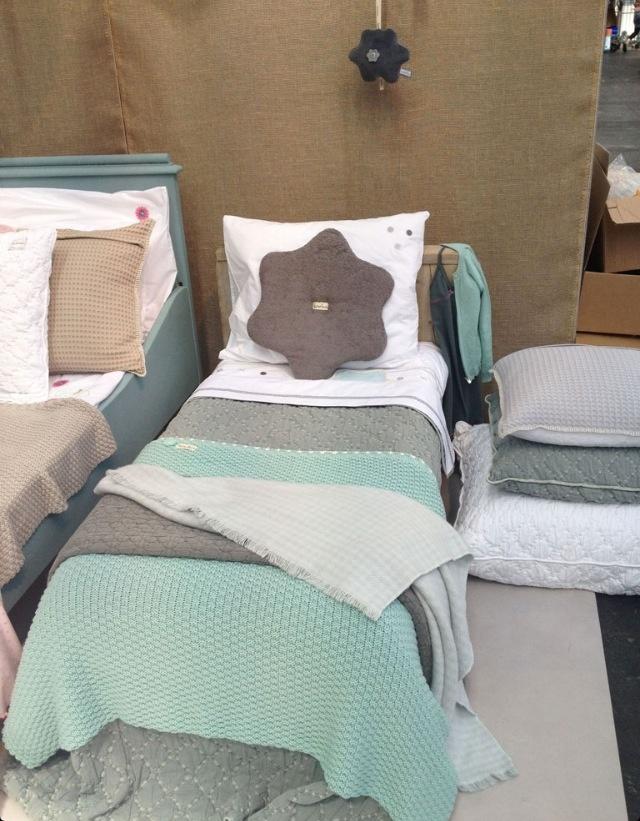 Mooie gebreide dekens van Koeka