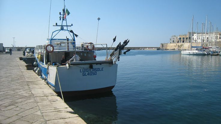 A fabulous harbour in Puglia (Apulia) south of Italy. The perfect location for a great wedding in the sunshine. By Michele Lanave