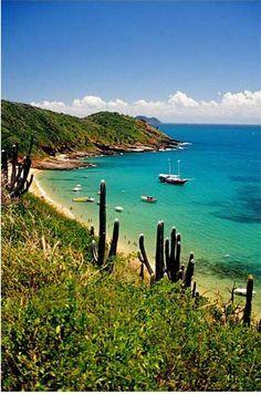 Praia João Fernandes - Búzios - Brasil - RJ