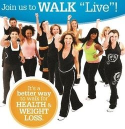 Walk Live! classes. I credit Leslie Sansone with kick starting my weight loss journey....her walking videos were the first exercise routines I started.