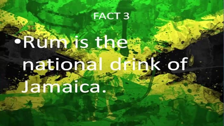 5 facts about JAMAICA