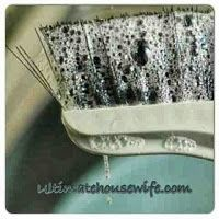 Becoming the Ultimate Housewife: How to Disinfect a Broom