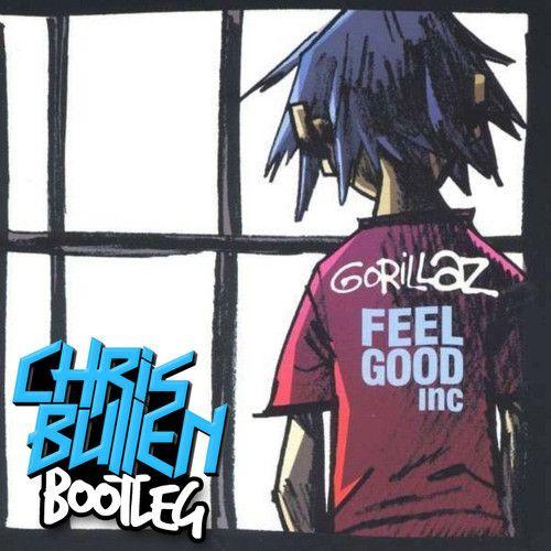 Gorillaz - Feel Good Inc (Chris Bullen Bootleg) - http://dutchhousemusic.net/gorillaz-feel-good-inc-chris-bullen-bootleg/