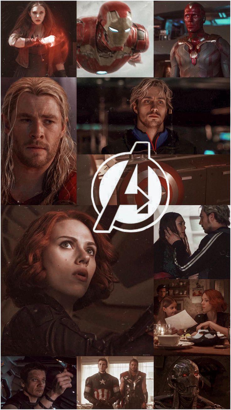 Avengers: Age Of Ultron | by @kasibele – Mabel