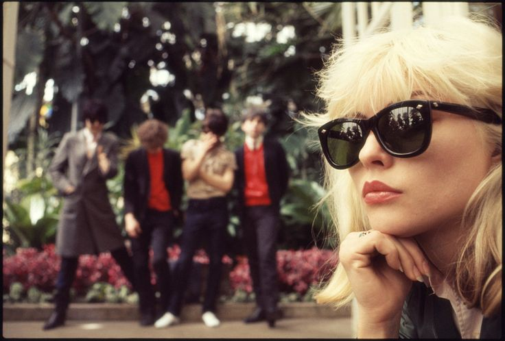 3. Blondie at Golden Gate Park, San Francisco, 1978 | 12 Badass Pictures That Capture The Spirit Of Rock