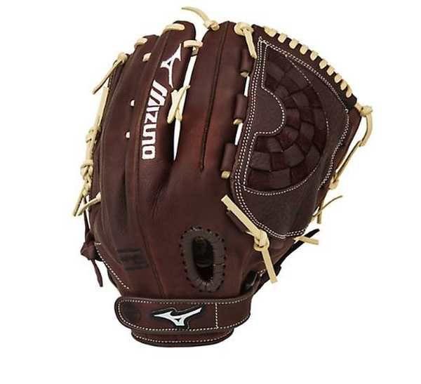 "Mizuno Franchise 13"""" Infield Utility Fastpitch Softball Glove RHT, GFN1300F2"
