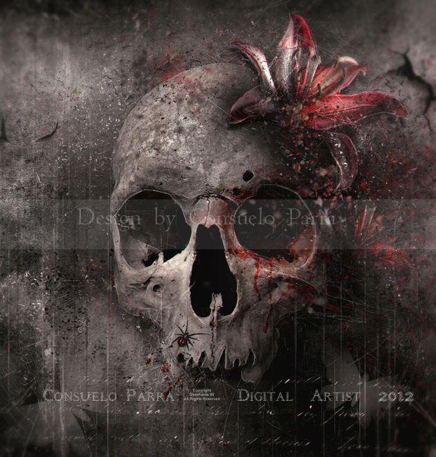 La Mort by Aeternum-Art on DeviantArt