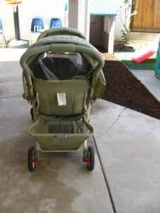 TWIN STROLLER FOR SALE !! - $75 (chino hills)