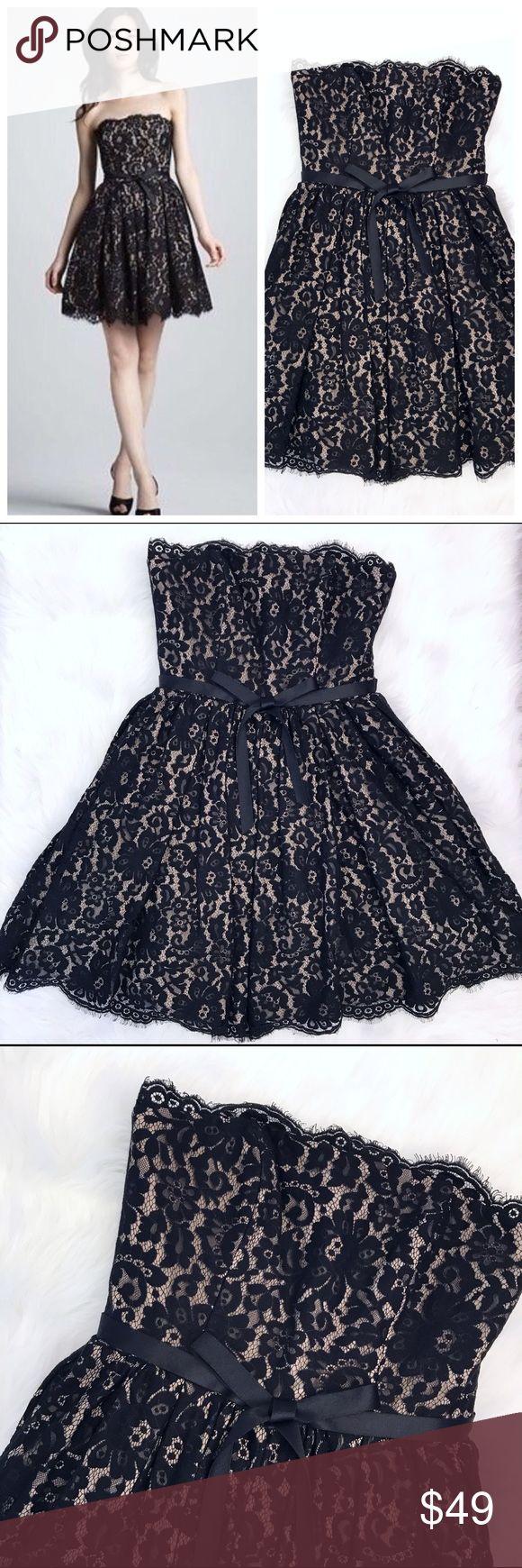 Black dress neiman marcus - Neiman Marcus Black Lace Cocktail Prom Dress 4 Target Neiman Marcus Collaboration With Robert Rodriguez