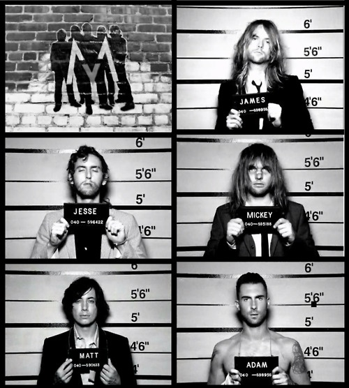 57 Best Images About Maroon 5!!! On Pinterest