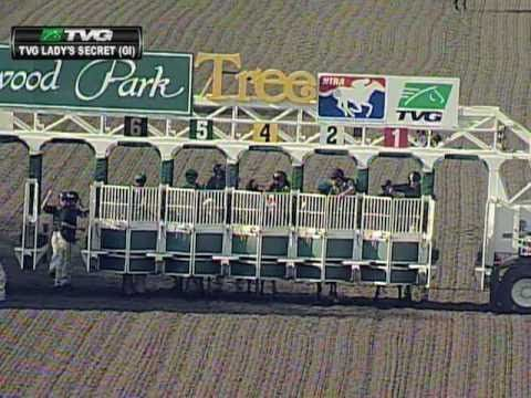 ZENYATTA  If you have never watched this horse run This is a good one to see why she is  called the Queen